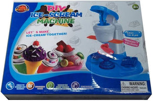 DIY Ice Cream Machine
