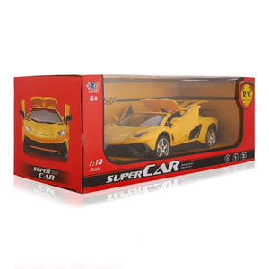 Supercar RC toy car