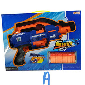 Raging Fire Shooter Soft Bullet Automatic Pistol