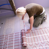 LX Floor Heating Mats (5' - 17.5') by Danfoss