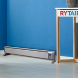 LFH Portable Electric-Hydro Baseboard by Qmark