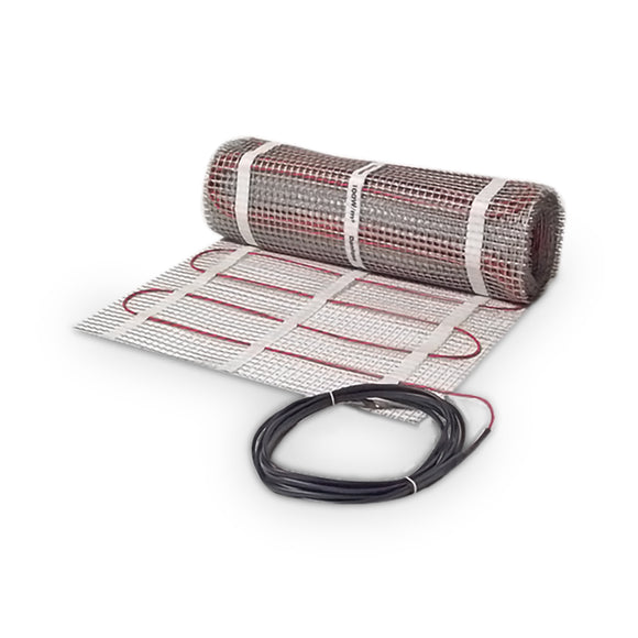 LX Floor Heating Mats (35' - 72.5') by Danfoss