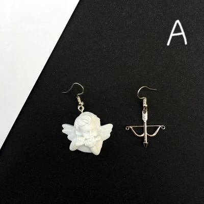 """Angel"" earrings"