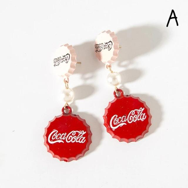 """Cola"" earrings"