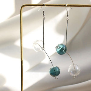 """Bubble"" earrings"