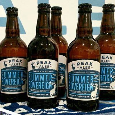 Summer Sovereign Bottles and Mini Kegs Back In Stock