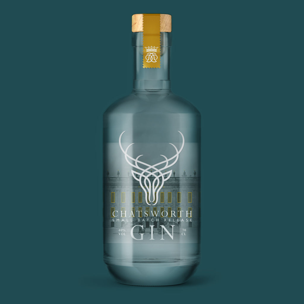 Buy Chatsworth Gin Online - Distilled By Peak Ales On The Chatsworth Estate