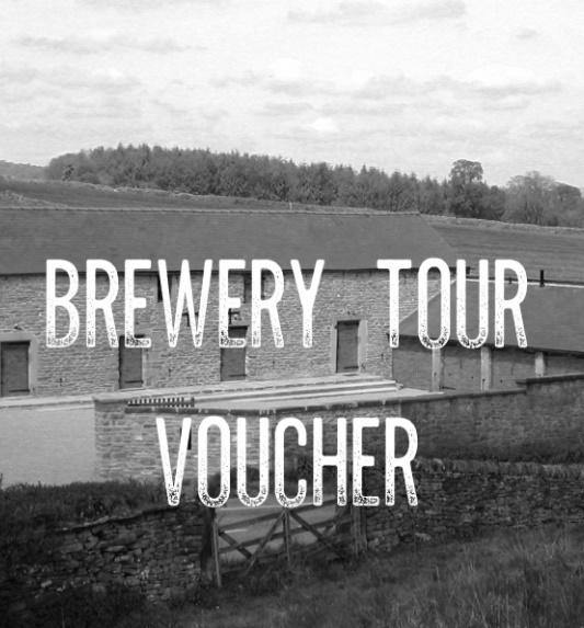 Peak Ales Brewery Tour Gift Voucher