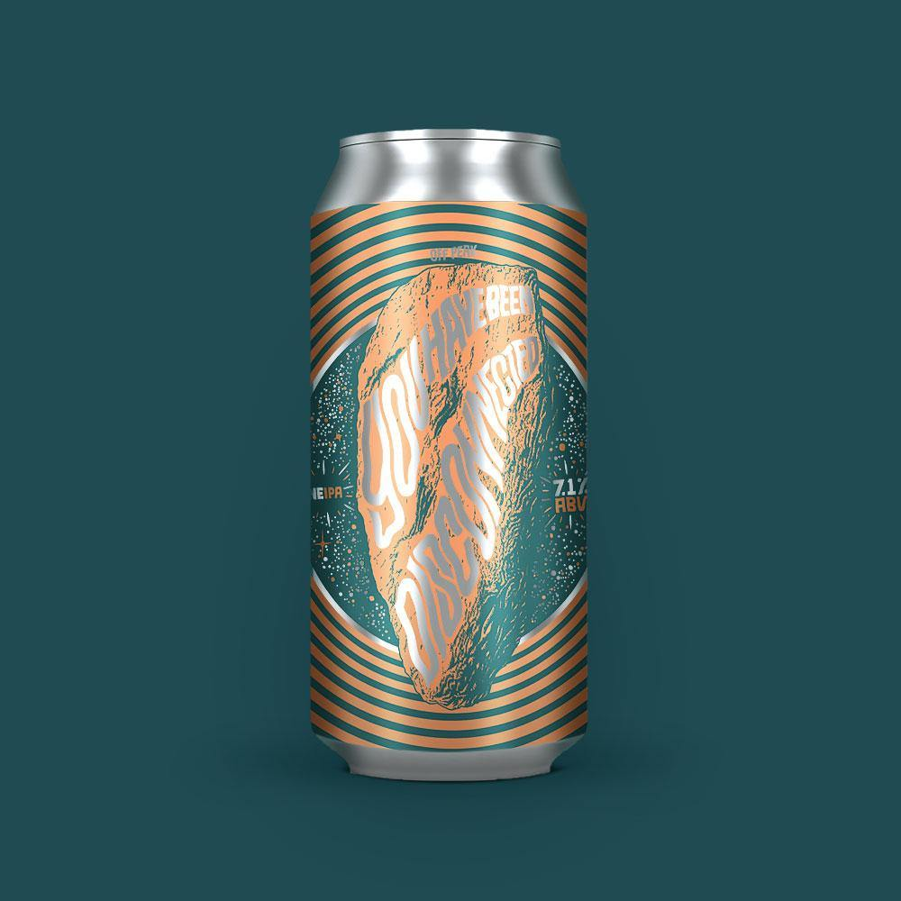 You Have Been Disconnected NE IPA x 1 Can