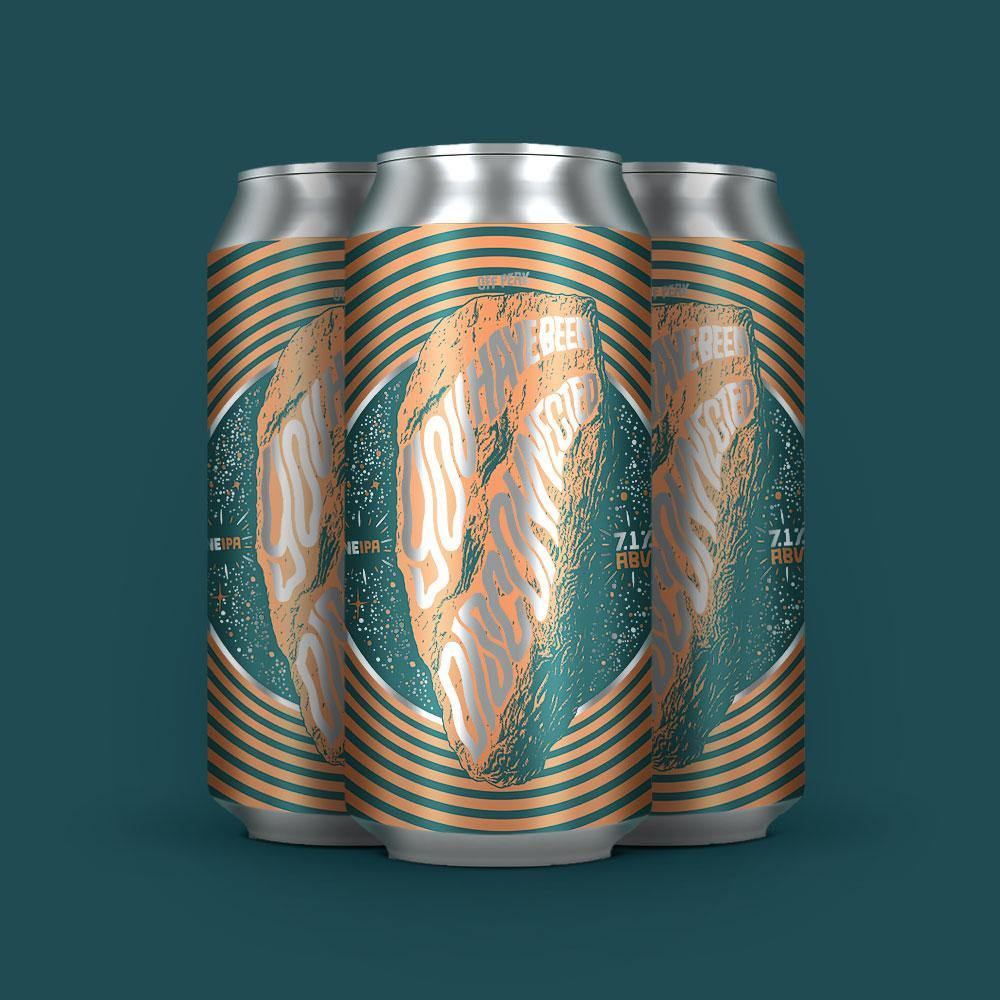 You Have Been Disconnected NE IPA x 12 Cans