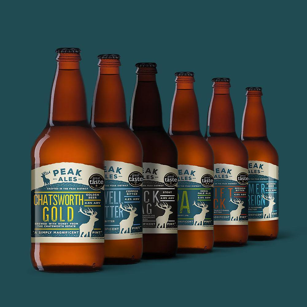 Peak Ales The Collection A Perfect Gift Idea Or For When You Can't Choose