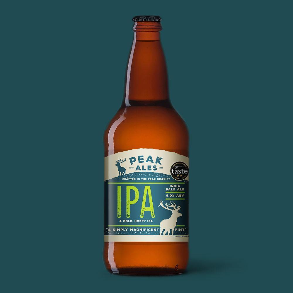 India Pale Ale IPA x 12 Bottles
