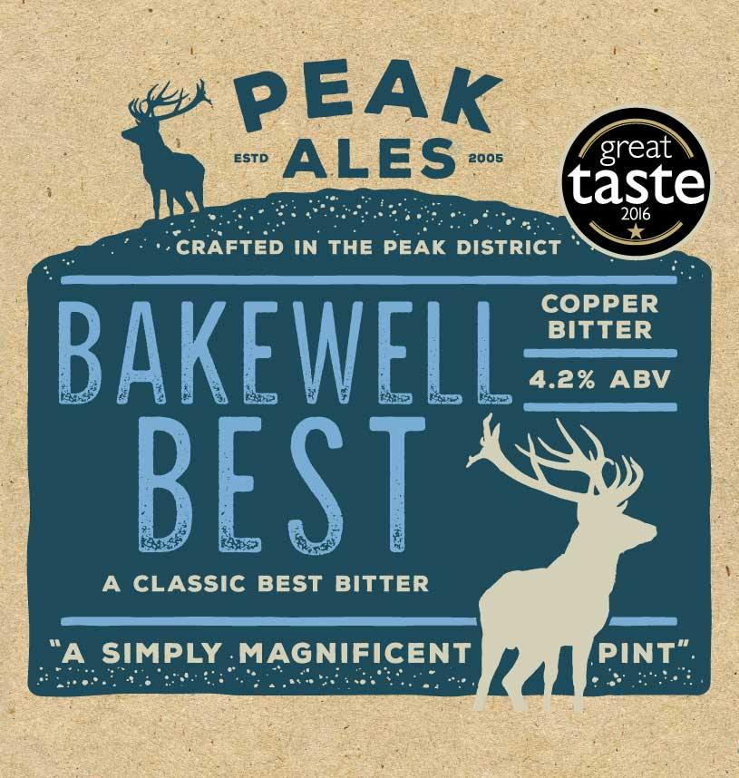 Bakewell Best x 12 Bottles Label Front