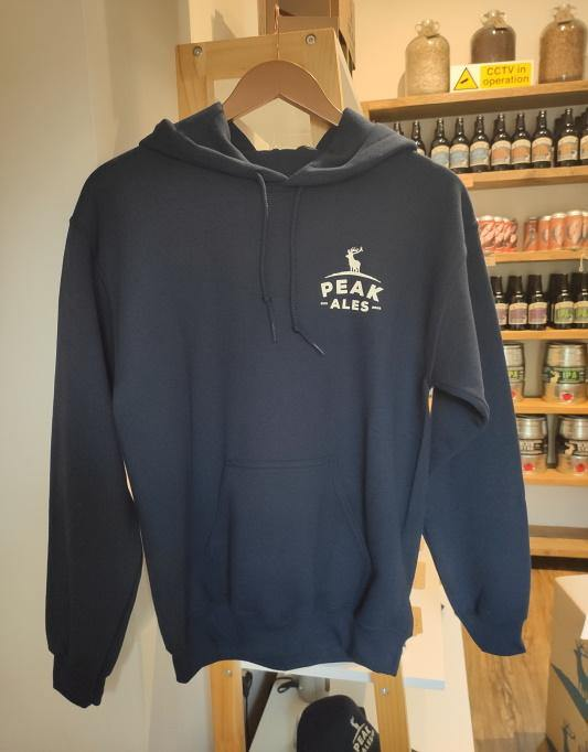 Peak Ales Hooded Sweatshirt