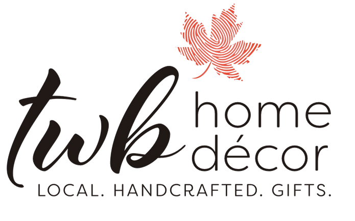 TWB Home Decor | Gift Store | Local Handmade Shop | East of Regina