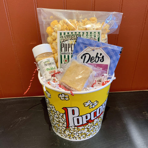 Mini Movie Snack Gift Basket