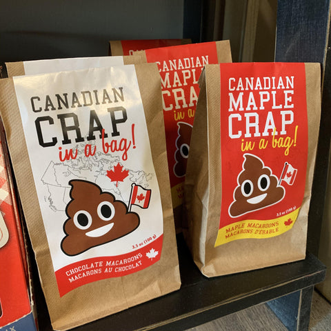 Canadian Crap In A Bag