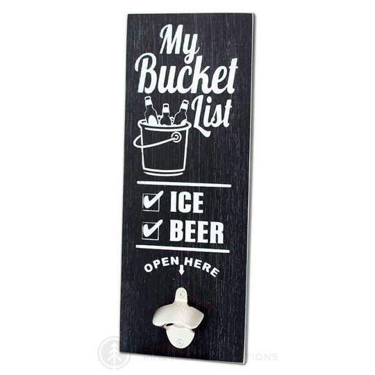 Bottle Opener - wall mounted
