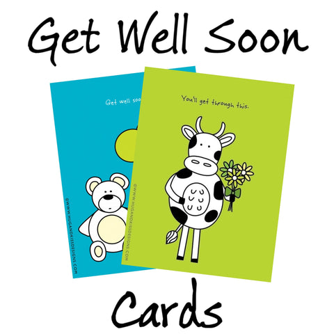 Cheeky Get Well Cards