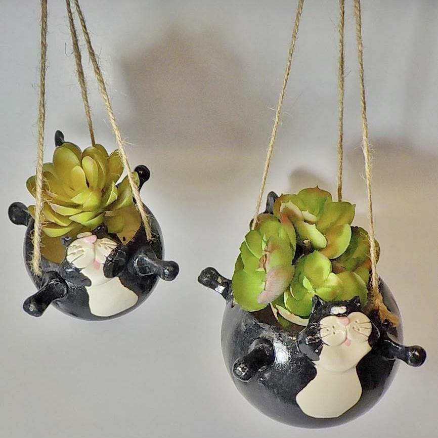 Small Hanging Succulent Holder