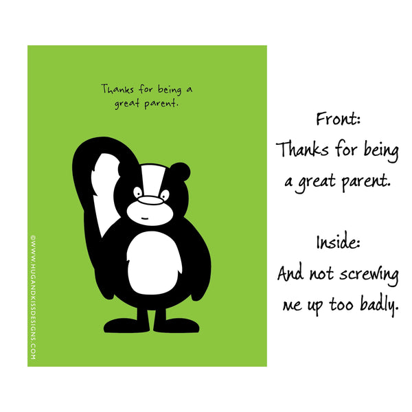 Cheeky Parenting Cards