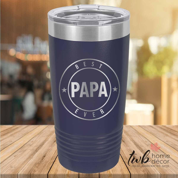 Best Papa Ever Thermal