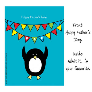 Cheeky Father's Day Cards