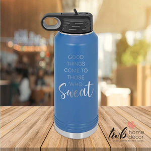 Good things Sweat 32oz Water Bottle Thermal