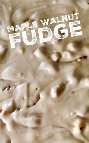 Gourmet Cream & Butter Fudge