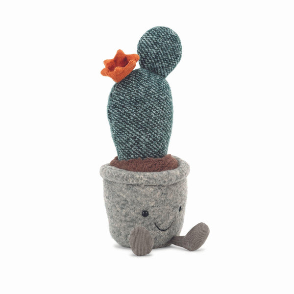 JellyCat Silly Succulent/Flowers