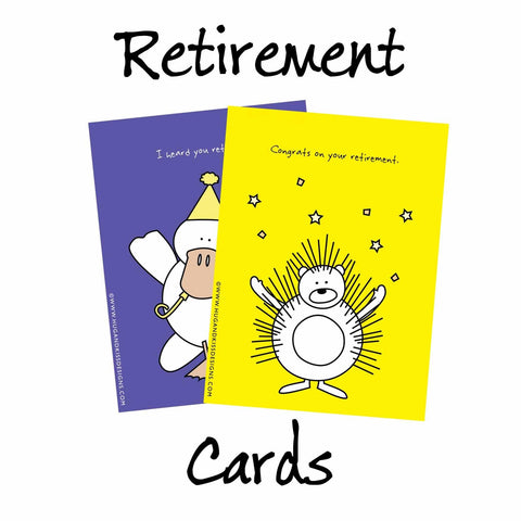 Retirement Cards