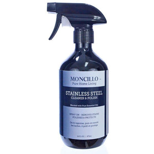 Moncillo Stainless Steel Cleaner