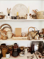 A curated shop of well chosen vintage, and slightly used items for styling your home.