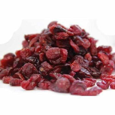 Cranberries dried- sweetened with pineapple juice - NutrifoodSA