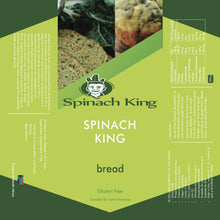 Load image into Gallery viewer, Spinach Bread Gluten Free 350g - NutrifoodSA