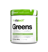 Load image into Gallery viewer, VITATECH® GREENS POWDER