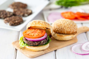 Plant Burgers (Rooted) (4x100g) - NutrifoodSA