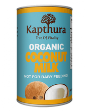 Load image into Gallery viewer, Coconut Milk Kapthura 17% - Organic 400ml - NutrifoodSA