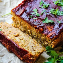 Load image into Gallery viewer, Chickpea and Vegetable Bake / Loaf - NutrifoodSA