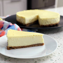 Load image into Gallery viewer, Lemon Cheese Cake Vegan
