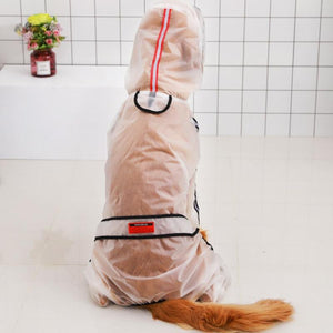 Dog Raincoat - Online Dog Store