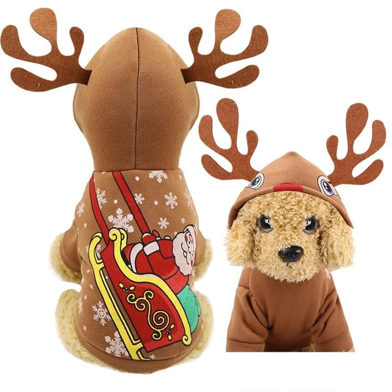 Christmas Coat For Dog - Online Dog Store