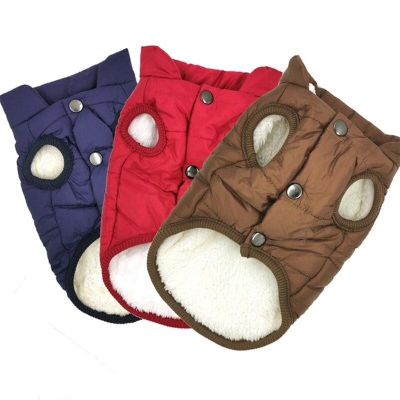 Thick Winter Wear for Dogs - Online Dog Store
