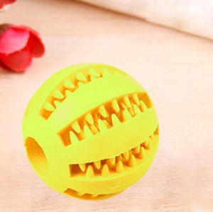 Treat Dispensing Ball Chew Toy - Online Dog Store