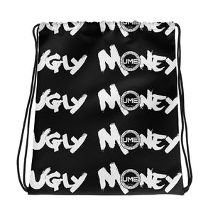 Ugly Money Drawstring Bag
