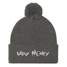 Load image into Gallery viewer, Ugly Money Pom-Pom Beanie