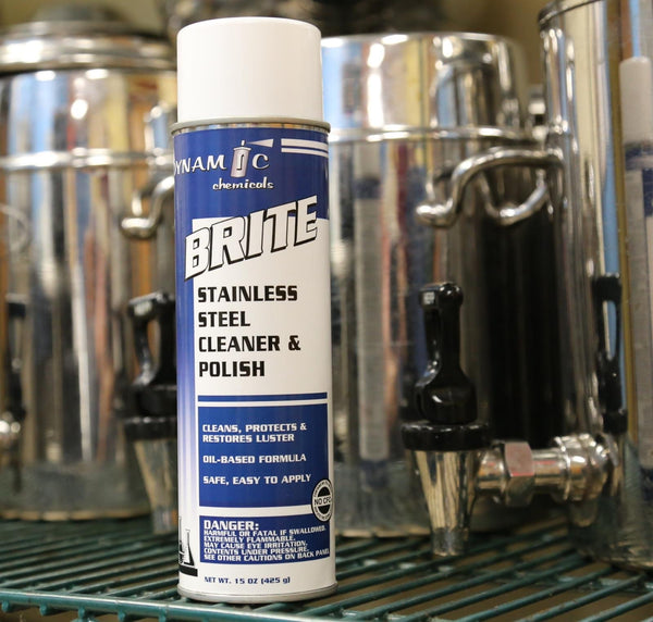 Brite Stainless Steel Cleaner