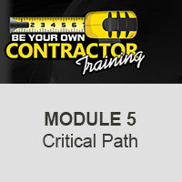 Module 5-CRITICAL PATHS AND SCHEDULING