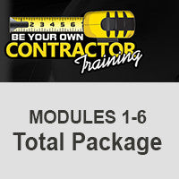 TOTAL PACKAGE-Modules 1-6