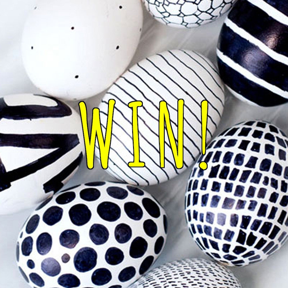 Eggcellent Easter! 25% off + win a cool outfit for you AND a friend!